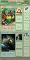 PMD App - .:Flair and Armenite:. by Mifuu