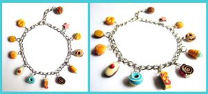 Cookie Bracelet 1 by cherryboop