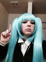 Hatsune Miku~ Rolling Girl by WhitneyCain