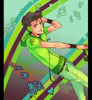 feel the music by XMenouX