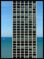 Chicago Building 2 by TiViD