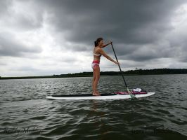 Stand and Paddle SUP 4262 by PaddleGallery