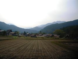 Shirakawago (22) by Debals