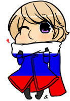 APH_Russia by StarValerian
