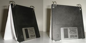 Floppies can still store data by Mallagueta-Pepper