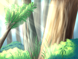 Forest by eliacube