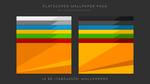 FlatScapes Wallpaper Pack by TheTechnoToast
