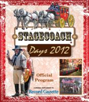 Stagecoach Days 2012 Cover by Joe5art