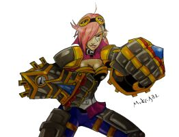 Vi by MikeES
