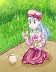 .: OCP 2015 -Round 3- Would you like some tea? :. by Raika-chan