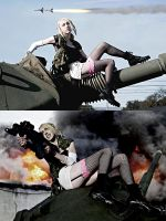 Tank Girl by Miss-Tschirhart