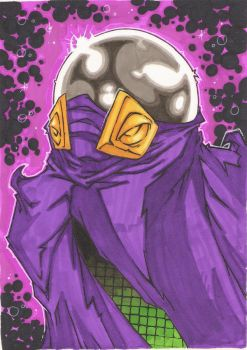 MYSTERIO by leagueof1