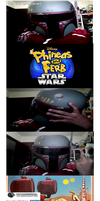 Phineas and Ferb-Star Wars reaction by TheSyFyFan