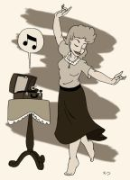 Dance With Your Mama by jbwarner86