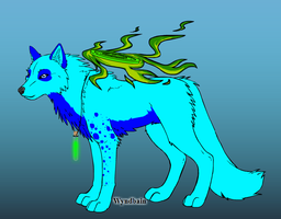 Wolf Breedable CLOSED by DragonCartoons