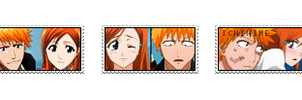 IchiHime PLZ stamps by RuRinify
