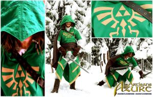 Hyrule's creed Clothing set by ArtisansdAzure