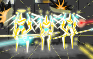 Nakai Advance! by EmperorMyric