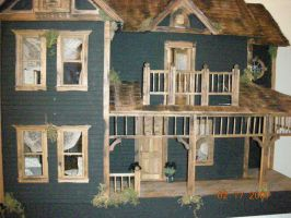 Haunted Dollhouse 2007 by DollzMaker
