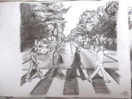 Abbey Road by claremcgeever