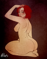 Quete-de-l-Aube Commission: Tyra II by Lavahanje