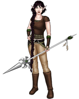 Commission: Arhianna by Miserie