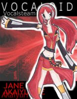 Vocaloid Jane + Profile by MysteriousJewl