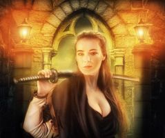 Beauty And The Sword by bo2s