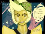 That's not how bras work Yellow Diamond. by chiisuchii
