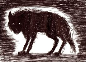 Or a Wolf... by MichellePrebich