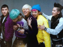 BIGBANG too cute by snowflakeVIP