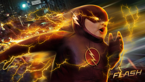 Flash by White-Wolf-Redgrave
