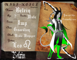 Belrin by Dark-the-mysterious