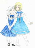 Lolita Ukraine and Belarus by sweetsnow73