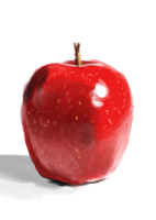 Speed Paint: Apple by checkityall
