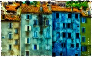 Colour of Rovinj by shytiha