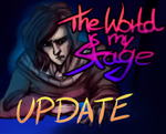 The World Is My Stage PAGE 15 by itami-salami