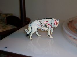 Ammy figurine WIP by ConcreteRainx