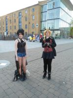 Beautiful ladies MCM Expo 2013 by Lady-Avalon