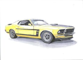 boss302 by jimbobwie