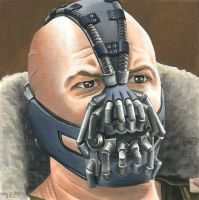 Bane Canvas by Marc137