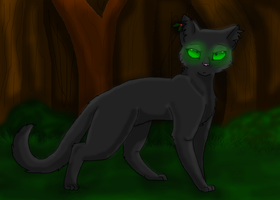 HollyLeaf by xXInsaneKittyCatXx