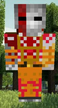 minecraft  skins :  the inmate  ( masked ) by techno103