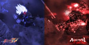 Oni Vs Asura FACEOFF!!! by ShabaazKhan