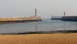Whitby Harbour (5) by PaulineMoss