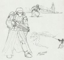 INSIDER Eisenwerfertrooper Concept by Tribble-Industries