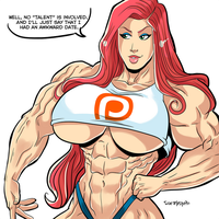 No Talent - Ask Candy Anything on Patreon by Odie1049