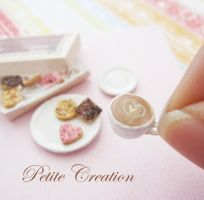12th scale cookie+cap set2 by PetiteCreation