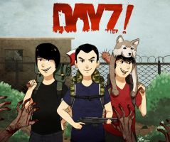 Time to kill Zombies! by lindaleia