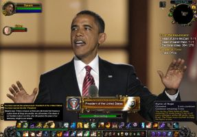 World of Obama by FakeBarbare